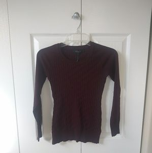 Energie Long Sleeve Zigzag Sweater Shirt